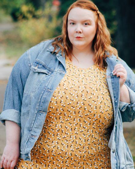 Oversized denim jackets are a must!  http://liketk.it/2Z798 #liketkit @liketoknow.it   #LTKcurves #LTKstyletip #LTKunder100