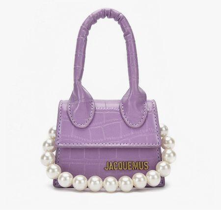 Jacquemus mini bag dupe amazon   #LTKunder50 #LTKitbag