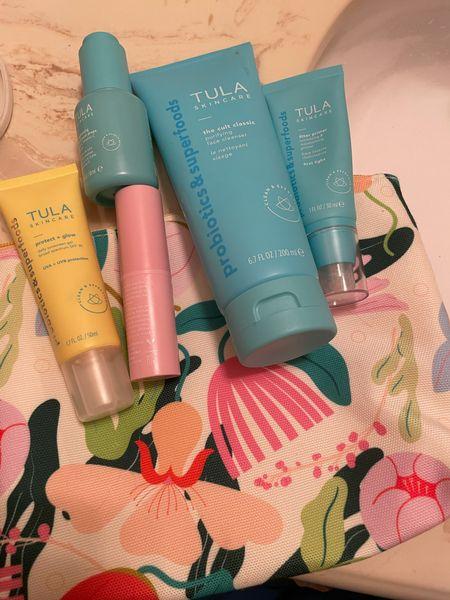 Favorite Tula products use code doubledose   #LTKunder50 #LTKbeauty #LTKunder100