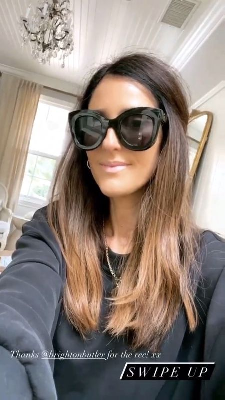 Sunglasses, designer glasses, amazon glasses, amazon finds, StylinByAylin   #LTKunder50 #LTKstyletip