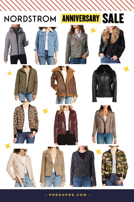 Nordstrom Anniversary Sale #nsale favorite coats and jackets to keep you warm and comfortable this fall and winter season!  http://liketk.it/2UkQV @liketoknow.it #liketkit #rStheCon #LTKsalealert #LTKstyletip #LTKunder100 Download the LIKEtoKNOW.it app to shop this pic via screenshot