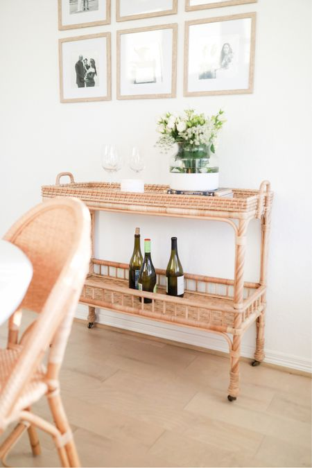 My Bat Cart from Serena & Lilly love this statement piece in my home   #LTKhome