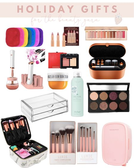 Beauty gift guide // holiday gifts // gift ideas // Christmas gift guide    http://liketk.it/30Cvi #liketkit @liketoknow.it