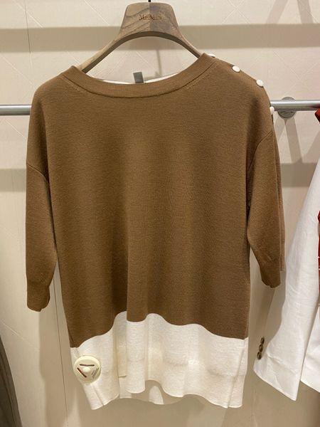 This Max Mara sweater is amazing.   #LTKworkwear