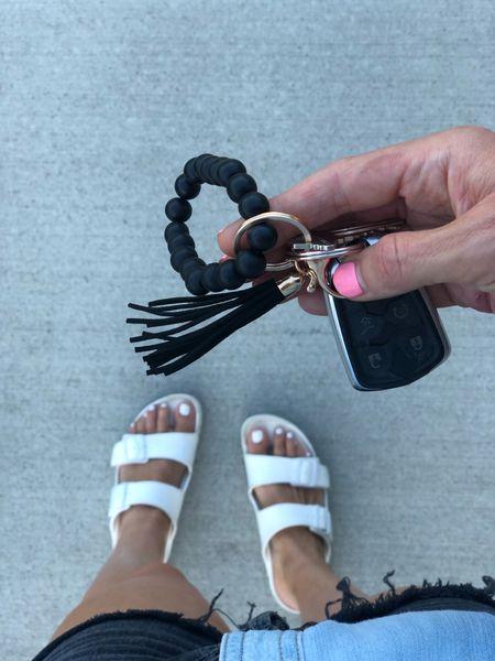 Keychain / Birkenstock's   #LTKhome #LTKunder50 #LTKshoecrush