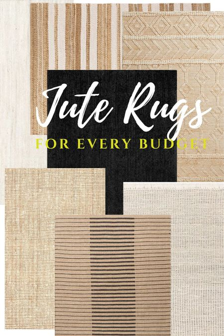 Summer is on it's way to town (unless you're in FL, basically the surface of the sun) so it's prime time to prep your outdoor space! Jute rugs are the perfect addition to any patio or sunroom, so i've pulled together a few of my absolute favorites for every budget!  .  http://liketk.it/3f5NL @liketoknow.it #liketkit @liketoknow.it.home  .  You can instantly shop my looks by following me on the LIKEtoKNOW.it shopping app!