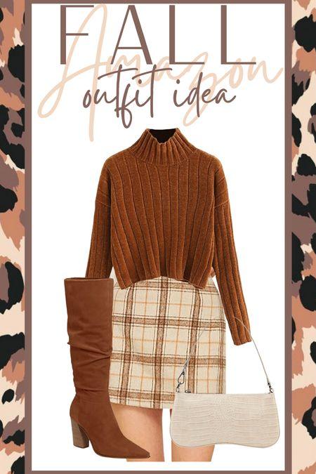 Amazon fall outfit idea  #LTKunder50 #LTKstyletip #LTKsalealert