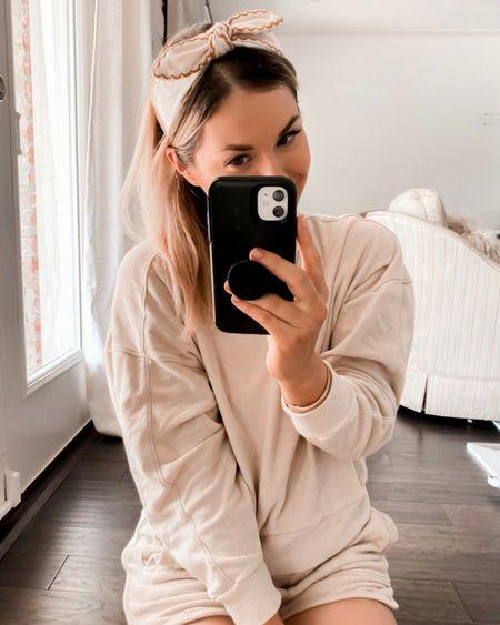 Shobop Loungewear, Shobop Sweatshirt, Shobop Cozy Outfit, Shobop PJs, Shopbop Pajamas,    http://liketk.it/3kzOY @liketoknow.it #liketkit  #LTKstyletip #LTKshoecrush