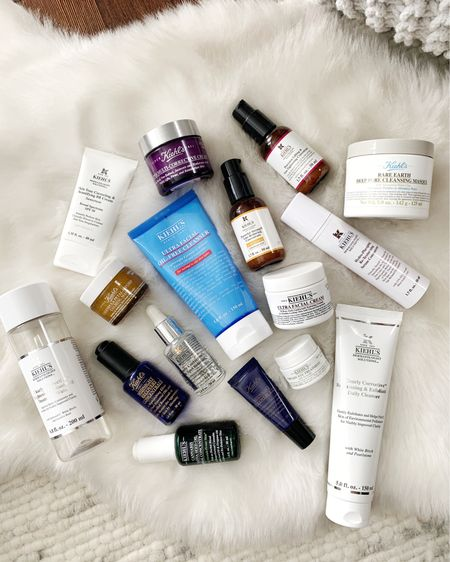 If you're a Kiehl's lover like myself, you won't want to miss out on 20% off! Use code Fall20 through tomorrow to stock up on old faithfuls or just try something knew! Shop my holy grail items by following me on the LIKEtoKNOW.it shopping app and drop any questions on products in the comments!  http://liketk.it/2YkDj #liketkit @liketoknow.it #LTKbeauty #LTKunder50 #LTKsalealert