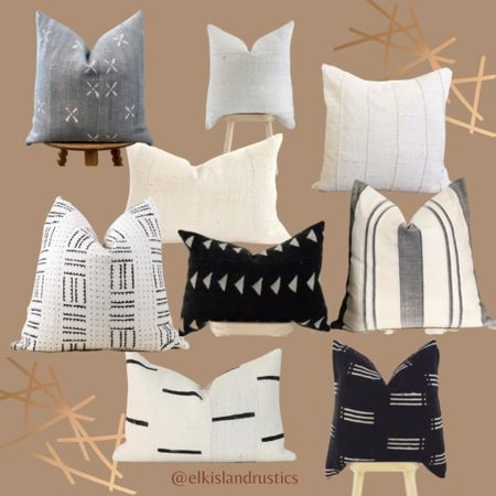 Irresistible mudcloth pillow covers   #LTKhome #LKTpillows #LTKunder100 #liketkit @liketoknow.it.home @liketoknow.it    Follow me on the LIKEtoKNOW.it shopping app to get the product details for this look and others http://liketk.it/3jMJo