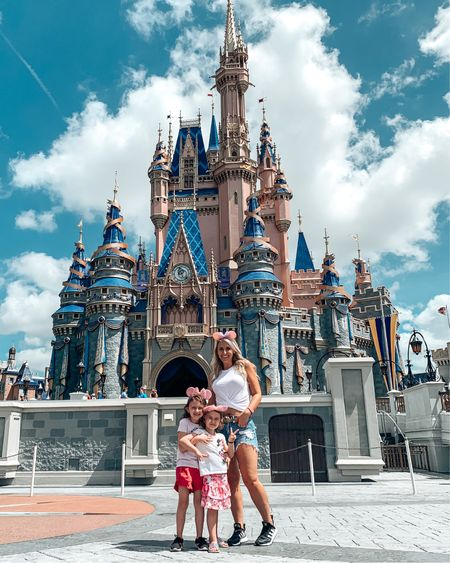 We had a blast at Disney world for our family travel vacation! I bought our Mickey ears on amazon and our park outfits are from kohl's!they have great options for toddlers, babies & kids in their Disney collection! If you are going for Memorial Day they have red white & blue too! http://liketk.it/3gg7A #liketkit @liketoknow.it #competition #ltkseasonal #LTKtravel #LTKfamily #LTKkids