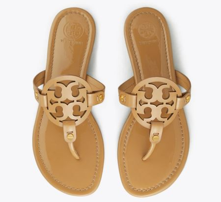 Huge Tory Burch sale going on! You can get these miller's for $149!! Sizes are going fast! Size up half size for best fit!  25% off 200 Or 30% off 500 total!    #LTKsalealert #LTKshoecrush #LTKSpringSale