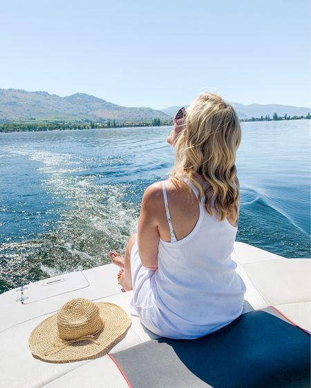 LAST DAY TO ENTER TO WIN  a one-night stay at @watermarkresort in Osoyoos. See original post and visit the blog to enter and catch all the fun from our stay 💙 Link in bio or lifeisbetterathome.com  This cover up is perfect for a day at the lake, pool or on the water and comes in 5 colours 🙌   http://liketk.it/3jABE #liketkit @liketoknow.it #LTKswim #LTKstyletip #LTKunder50