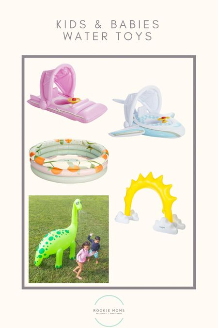 Some of our favorite water toys for the kiddos  grab them for up to 25% off this weekend   http://liketk.it/3goMZ #liketkit @liketoknow.it #LTKunder50 #LTKbaby #LTKkids @liketoknow.it.family @liketoknow.it.home Shop your screenshot of this pic with the LIKEtoKNOW.it shopping app
