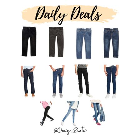 $10 Jeans for kids, toddlers & babies!    #LTKfamily #LTKkids #LTKsalealert