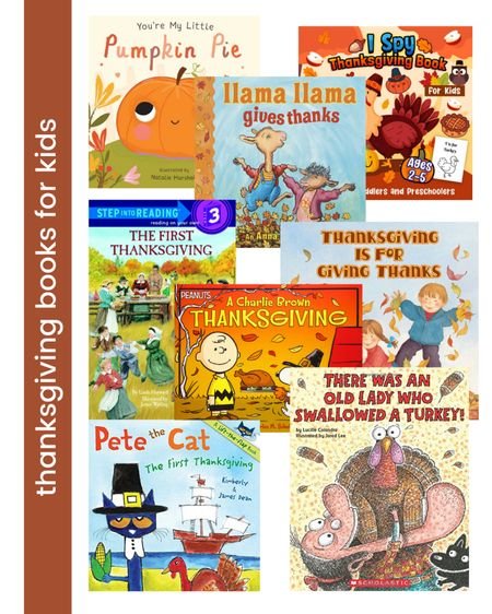 Check out these great Thanksgiving books for kids! http://liketk.it/31y3W #liketkit @liketoknow.it #LTKgiftspo #LTKFall #LTKfamily @liketoknow.it.family Shop your screenshot of this pic with the LIKEtoKNOW.it shopping app
