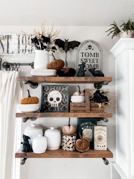 Simple Decoratoring for Halloween (best deals are Target!)   #LTKHoliday #LTKSeasonal #LTKhome