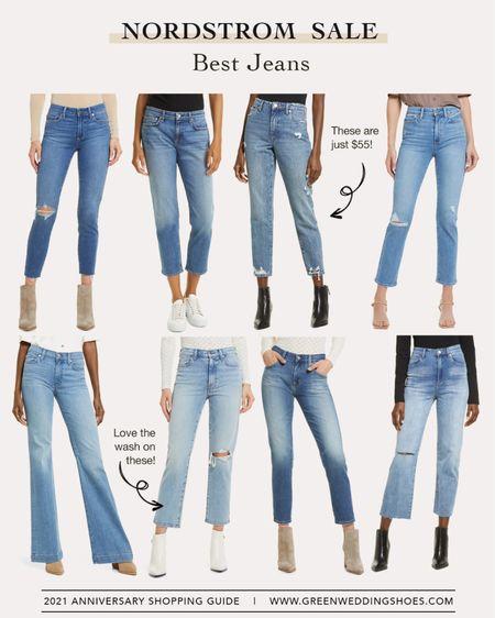 Favorite Jeans from the Nordstrom Anniversary Sale!   #LTKsalealert http://liketk.it/3jPJt #liketkit @liketoknow.it