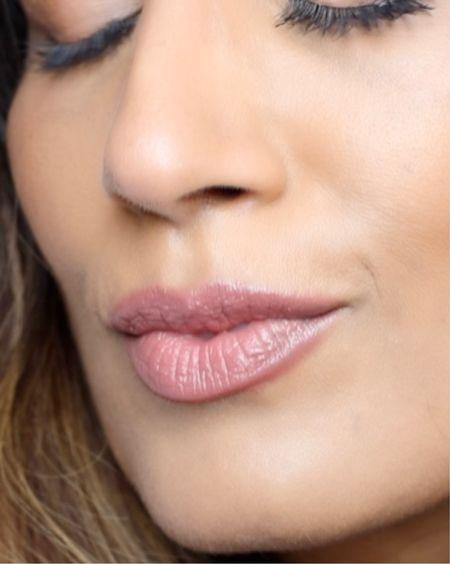 The most perfect lip combo for brown skin tones... I'm obsessed!  #indianskin #indianbeauty #brownskin #nudelip  #LTKeurope #LTKunder50 #LTKbeauty