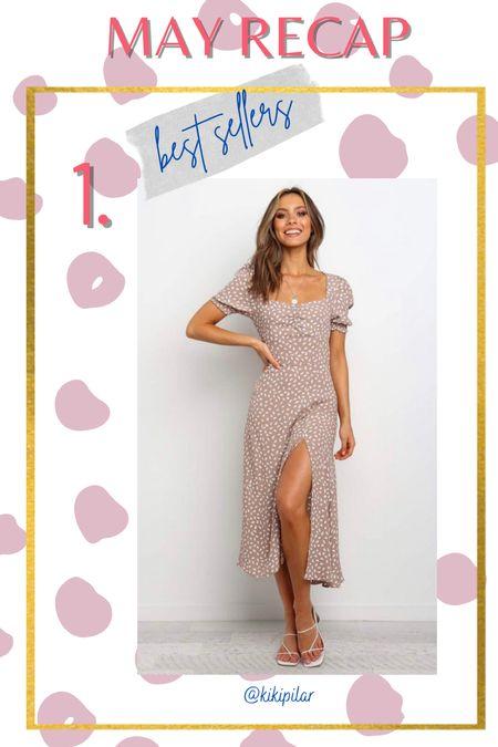 May Best Sellers // petal and pup // Jojo fletcher // wedding guest dress // summer dress   #LTKSeasonal #LTKwedding #LTKunder100