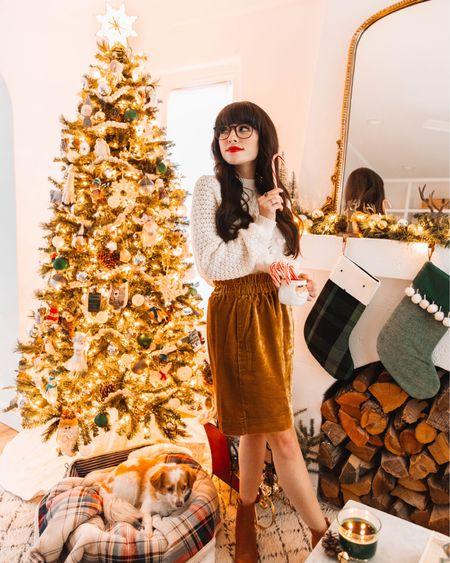 Holiday home decor + a festive velvet outfit! http://liketk.it/2yQpY #liketkit @liketoknow.it
