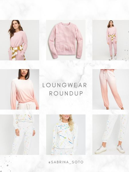 I'll admit, I've been spending a bit more time in loungewear these days. So how do you style loungewear so that it doesn't feel like you're wearing boring old sweatpants?   I'll show you!   Here are my favorite loungewear sets from @nordstrom, @jcrew and @gap! But the real question is...which one is your favorite?!  Linking all 3 sets in my bio!   http://liketk.it/38665 #liketkit @liketoknow.it #StayHomeWithLTK #LTKhome #LTKsalealert