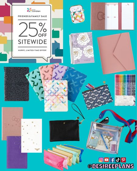 Erin Condren Friends & Family Sale Starts today! (EC Insiders early Access to just sign up plus get $10 off your first purchase! ) #plannersale #earlyshopping #planneraccessories #holidaygifts #holidayshopping #  #LTKunder100 #LTKSale #LTKSeasonal