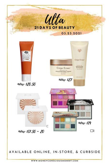 Today's 50% Beauty Steals!   #LTKSpringSale #LTKbeauty #LTKsalealert