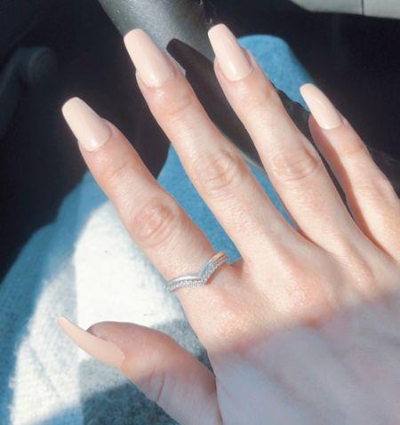 Nude nails for fall   #LTKbeauty #LTKunder50 #LTKstyletip