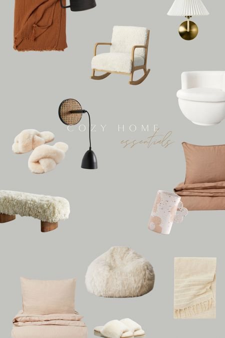 Cozy home essentials ☕️  #LTKGiftGuide #LTKSeasonal #LTKhome