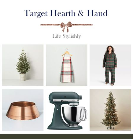 Target Hearth and Hand Holiday Christmas arrivals   #LTKhome #LTKSeasonal #LTKHoliday