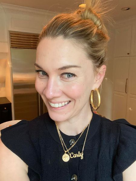 So excited about my new Golden Thread name plate necklace!    #LTKunder100 #LTKstyletip