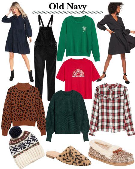 Old navy style. Holiday outfits. Christmas outfits. http://liketk.it/30ZCK #liketkit @liketoknow.it #LTKsalealert #LTKunder50 #LTKgiftspo
