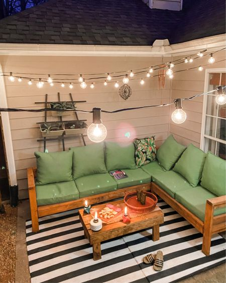Outdoor oasis http://liketk.it/3fo4x #liketkit @liketoknow.it #LTKhome @liketoknow.it.home #LTKseasonal #competition