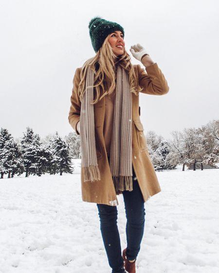 http://liketk.it/30I0x #liketkit @liketoknow.it #StayHomeWithLTK #LTKbeauty #LTKstyletip   Winter wonderland wear!