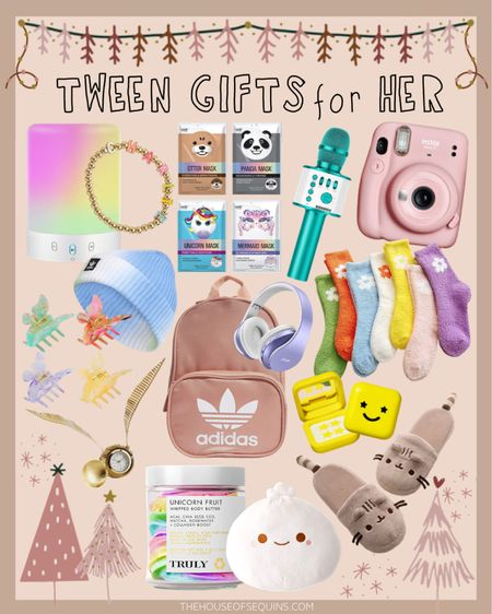 Tween Amazon Gifts for Her Tween girl gift guide. Kid gifts. #houseofsequins  Follow my shop @thehouseofsequins on the @shop.LTK app to shop this post and get my exclusive app-only content!  #liketkit  @shop.ltk http://liketk.it/3pLXl  #LTKGiftGuide #LTKkids #LTKunder50