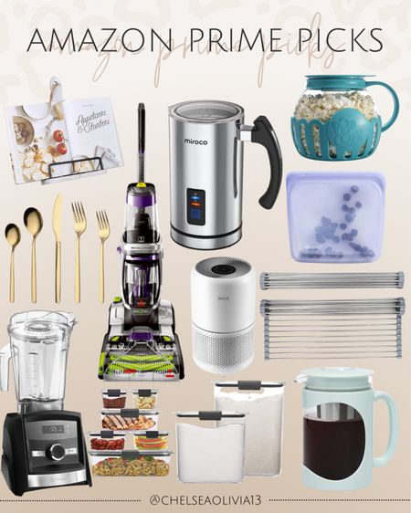Amazon Prime Picks - Home And Kitchen Adulting Essentials 🙌🏽  #amazonkitchen #amazonhome #kitchenessentials #amazonprimeday #amazonfinds #primedaydeals  #LTKunder100 #LTKhome #LTKsalealert