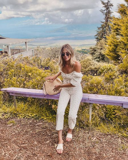 Sound of Music vibes 🌾💜💁🏼♀️  FYI- just download the @liketoknow.it app and you can screenshot to shop this + all other pics! #liketkit http://liketk.it/2xzrQ #maui #hawaii #lavenderfields