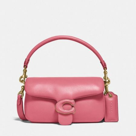 The coach pillow tabby bag in pink! Truly the cutest bag of the season! http://liketk.it/3jW76 #liketkit @liketoknow.it #LTKitbag #LTKstyletip #LTKworkwear @liketoknow.it.europe @liketoknow.it.family Shop your screenshot of this pic with the LIKEtoKNOW.it shopping app