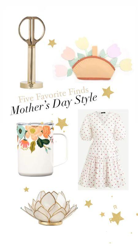 Five Favorite Finds - Mothers Day Style   #LTKunder100 #LTKSeasonal
