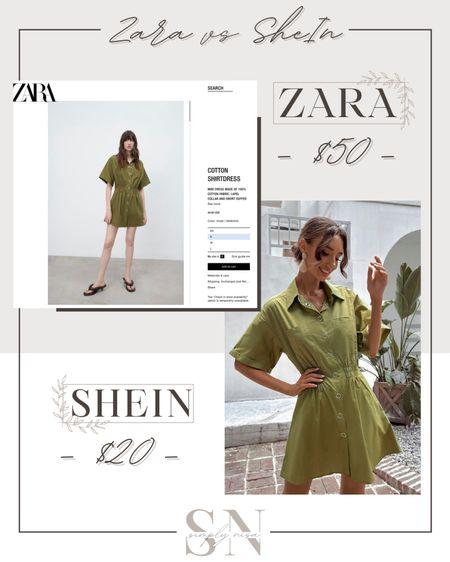 Zara vs Shein - love this affordable summer outfit! Such a cute summer dress! http://liketk.it/3ieRY   #liketkit @liketoknow.it   #LTKstyletip #LTKunder50 #LTKunder100 #LTKsalealert #LTKworkwear #LTKcurve #LTKbump #LTKfit #LTKshoecrush #LTKbeauty #LTKeurope #LTKbrasil #LTKtravel Shop my daily looks by following me on the LIKEtoKNOW.it shopping app