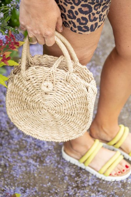 Everyone needs a fun straw bag for summer. This one's our fav. Shop it with the LIKEtoKNOW.it app, just search The Mom Edit.  // http://liketk.it/2CaHz #liketkit @liketoknow.it @walmart #sponsored #walmartfashion #wedressamerica