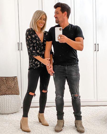 Nordstrom anniversary sale fall couples his & here outfits ideas   http://liketk.it/2UVQv  #liketkit @liketoknow.it #LTKunder50 #LTKsalealert #LTKmens