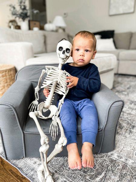 Baby skeleton!   #LTKbaby #LTKkids #LTKSeasonal