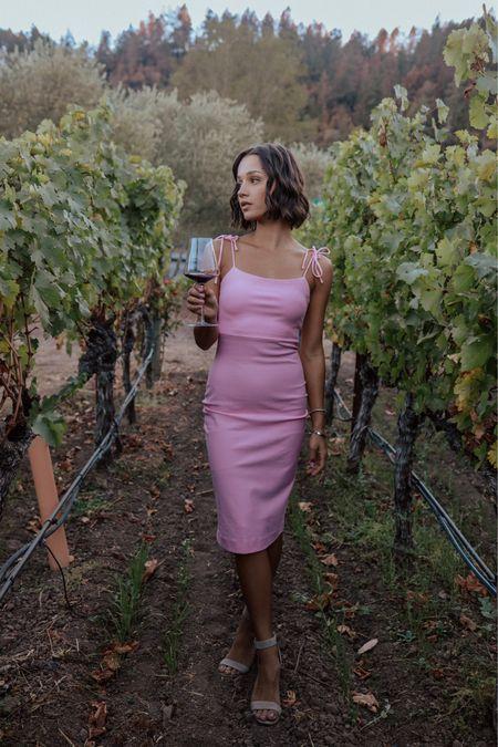 Exploring the vineyard. @revolve   http://liketk.it/36jQL #liketkit @liketoknow.it