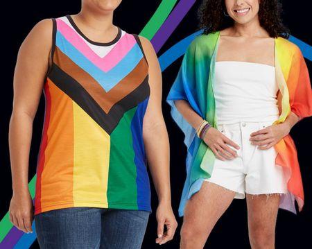 Continue celebrating Pride Month & shop the collection @target  @secretsofyve : where beautiful meets practical, comfy meets style, affordable meets glam with a splash of splurge every now and then. I do LOVE a good sale and combining codes!  Gift cards make great gifts.  @liketoknow.it #liketkit #LTKDaySale #LTKDay #LTKsummer #LKTsalealert #LTKSpring #LTKswim #LTKsummer #LTKworkwear #LTKbump #LTKbaby #LKTsalealert #LTKitbag #LTKbeauty #LTKfamily #LTKbrasil #LTKcurves #LTKeurope #LTKfit #LTKkids #LTKmens #LTKshoecrush #LTKstyletip #LTKtravel #LTKworkwear #LTKunder100 #LTKunder50 #LTKwedding #StayHomeWithLTK gifts for mom Dress shirt gifts she will love cozy gifts spa day gifts home gifts Amazon decor Face mask  Wedding Guest Dresses #DateNightOutfits  Vacation outfits  Beach vacation  #springsale #springoutfit Walmart dress  under $50 gift ideas White dress #Springdress  #sunglasses #datenight  #Cutedresses  #CasualDresses   Abercrombie & Fitch  #Denimshorts  Postpartum clothes Motherhood #Mothers Shorts  #Sandals  #Pride fashion  #inclusive #jewelry #Walmartfinds  #Walmartfashion  #Smockedtop  #Beachvacation  Vacation outfits  Espadrilles  Spring shoes  Nordstrom sale Running shoes #Springhats  #makeup  lipsticks Swimwear #whitediamondrings Black dress wedding dresses  #weddingoutfits  #designerlookalikes  #sales  #Amazonsales  Business casual #hairstyling #amazon #amazonfashion #amazonfashionfinds #amazonfinds #targetsales  #TargetFashion #affordablefashion  #fashion #fashiontrends #summershorts  #summerdresses  #kidsfashion #workoutoutfits  #gymwear #sportswear #homeorganization #homedecor #overstockfinds #boots #Patio #designer Romper #baby #kitchenfinds #eclecticstyle Office decor Office essentials Graduation gift Patio furniture  Swimsuitssandals Wedding guest dresses Amazon fashion Target style SheIn Old Navy Asos Swim Beach vacation Beach bag Outdoor patio Summer dress White dress Hospital bag Maternity Home decor Nursery Kitchen Father's Day gifts Disney ou