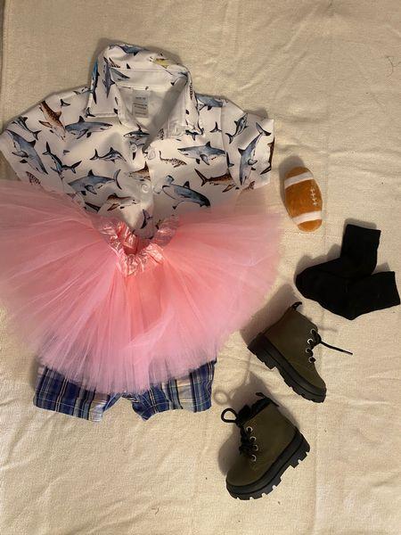Assignment: DIY Halloween Costume  Ace Ventura : Pet Detective  Location: Shady Acres    #LTKHoliday #LTKSeasonal #LTKbaby