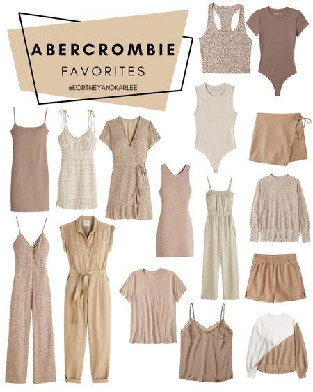 Abercrombie Favorites!!!  Abercrombie summer fashion   Abercrombie Summer favorites   Abercrombie Sale   Abercrombie summer sale   Abercrombie dress   Abercrombie jeans   Abercrombie swimsuit   Abercrombie t-shirt   Abercrombie top   Abercrombie swim   Kortney and Karlee   #kortneyandkarlee #LTKunder50 #LTKunder100 #LTKsalealert #LTKstyletip #LTKSeasonal @liketoknow.it #liketkit http://liketk.it/3hqdf