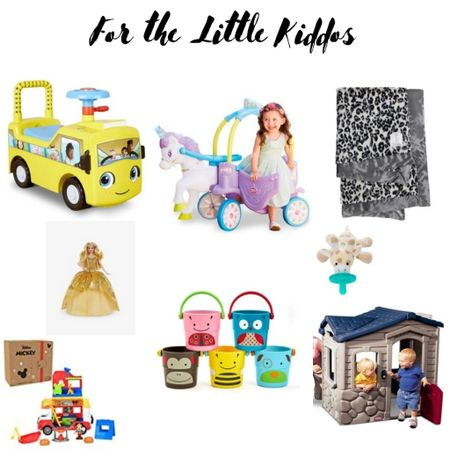 For the little kiddos.   #LTKkids #LTKgiftspo #LTKunder100