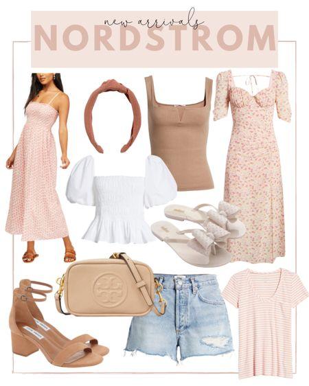 Nordstrom has so many good new arrivals for summer! Loving these sweet dresses for summer. http://liketk.it/3hV7J #liketkit @liketoknow.it